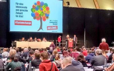 Stellungnahme der Sozialistischen Linken NRW: Ein Landesparteitag mit guten Ergebnissen